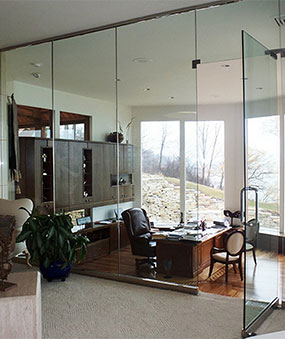 Architectural Swing Doors & Glass Walls