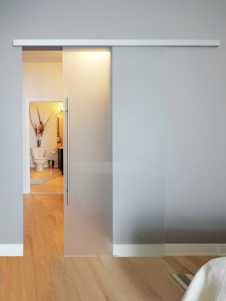 Delightful Sliding Glass Barn Doors