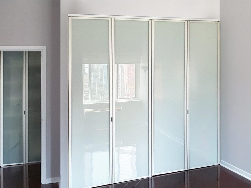cascade sliding cascad closet overall door doors glass services mirror