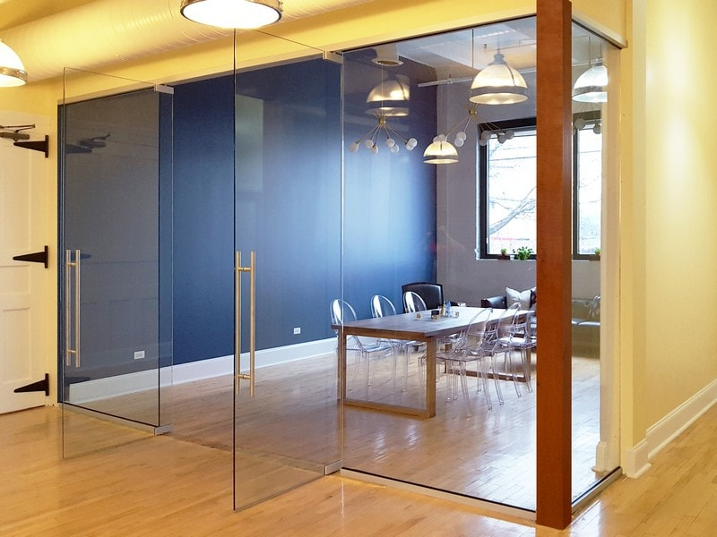 Interior Glass Walls Creative Sliding Doors Of Chicago