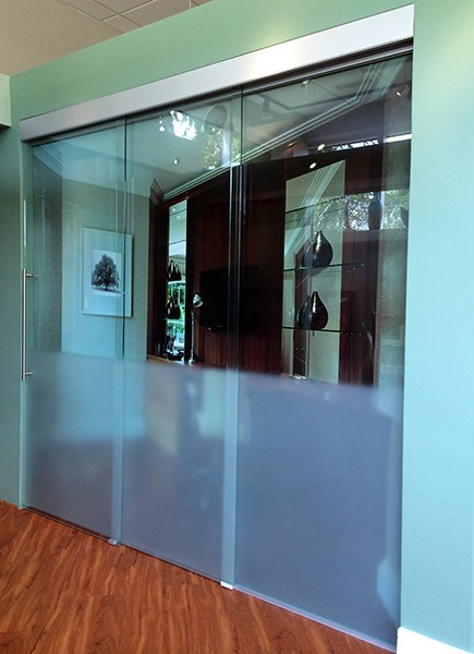 View Larger Image & Telescopic | Creative Sliding Doors of Chicago