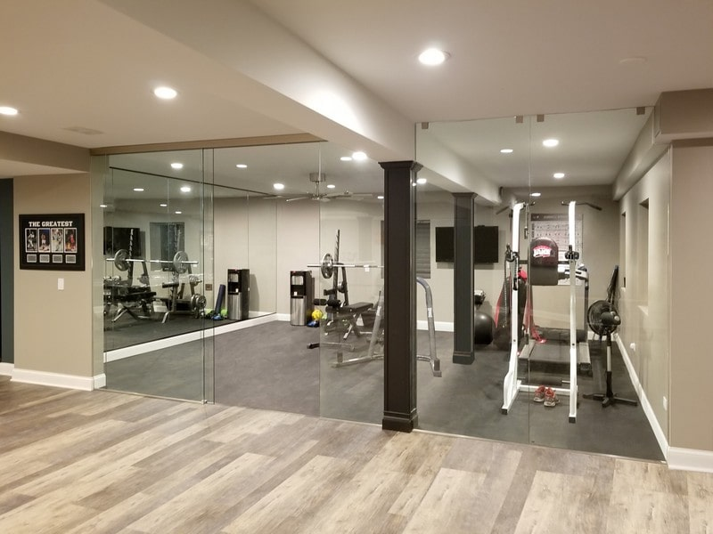 Home Gyms Creative Sliding Doors Of Chicago