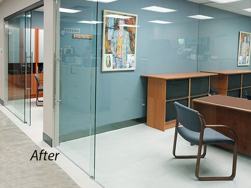 creative office partitions. View Larger Image. Sliding Glass Office Partitions Creative T