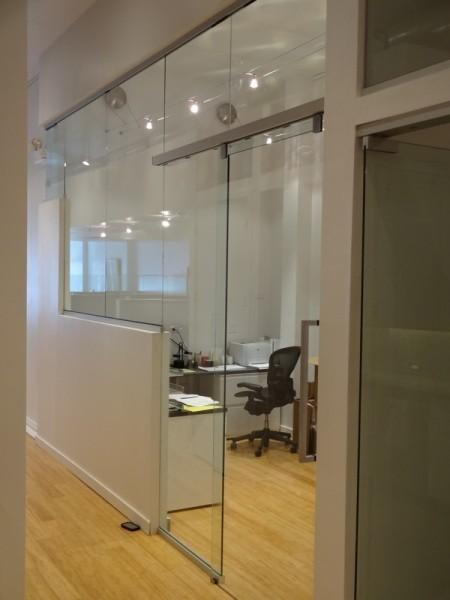 Interior Glass Doors And Walls Creative Sliding Doors Of Chicago
