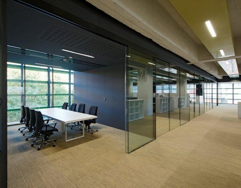 Telescopic Sliding Glass Doors and Room Dividers